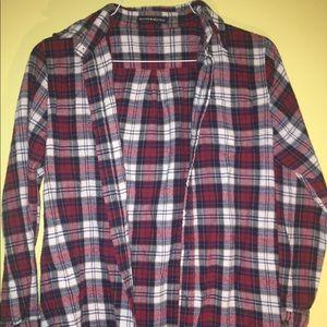 Brandy Melville flannel